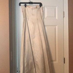 Jessica McClintock Dresses - Worn once prom dress
